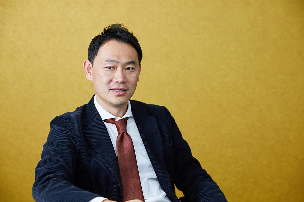 株式会社プラスアルファ・コンサルティング 取締役副社長・タレントパレット事業部 事業部長の鈴村 賢治さん
